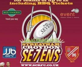 Streatham Croydon Sevens-12 May 2012