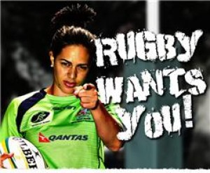 Women's Rugby Recruitment Site Launched