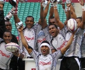 Fiji Wins 2012 London Sevens; NZ Retains World Series Title