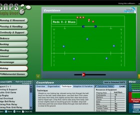 Help for Coaches: G.A.P.S. Coaching Software