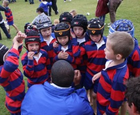 Changes to Minis Rugby