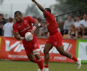 Army Top of Elite at Bournemouth 7s 2012