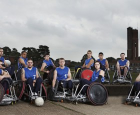 Open Your Mind to Wheelchair Rugby