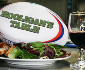 The Rugby Player's Cookbook