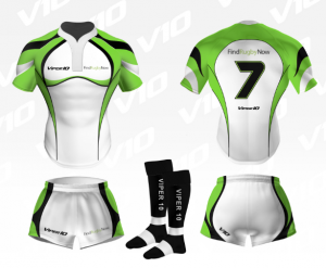 FRN 7s Team Kit by Viper10