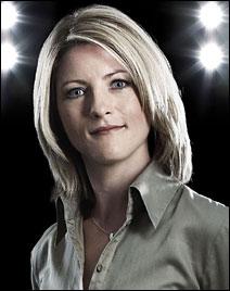 Sports Journalist Jacqui Oatley
