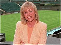 Sports Journalist Sue Barker
