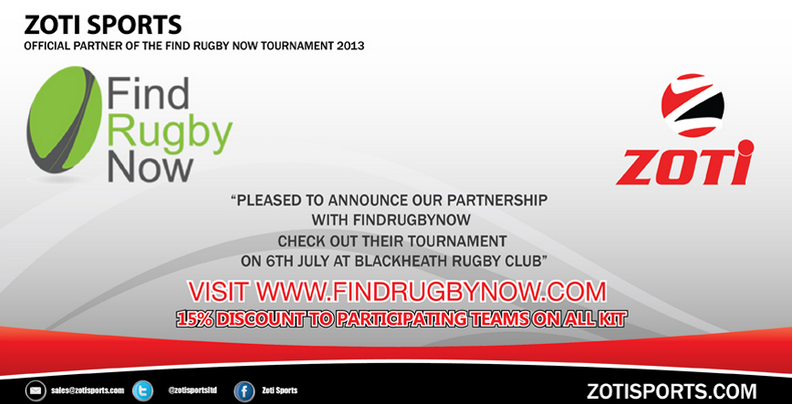 New Partnership with Zoti Sports