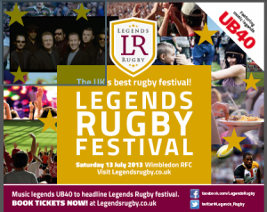 Legends Rugby