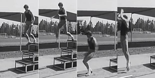 soviet jumper