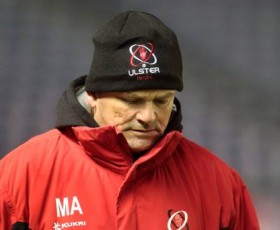 Anscombe Happy with Ulster Start