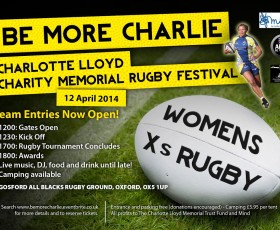 Charlotte Lloyd 10s Tournament-12 April