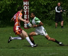 "FRN 7s player, Naca Kinikinilau (aKa ""Magic""), to play for Samurai 7s this weekend!"