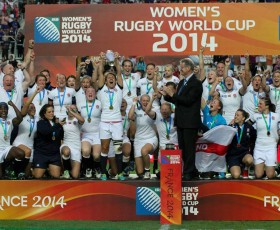 2014 Rugby World Cup Raises the Bar for Women's Rugby