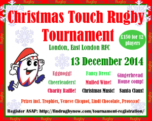 Christmas Touch Tournament