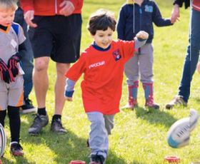 Introducing Try Time Kids Rugby