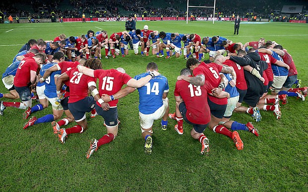 Reflections on a Good Weekend of Rugby