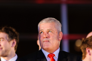 Warren Gatland by the National Assembly for Wales