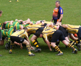 Why Can't Professional Teams Scrummage?