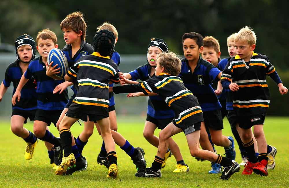 rugby children sport benefits play youth participation rfu trial childrens league kid participating auckland zealand player england goggles continue community