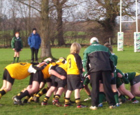 Rugby World Cup to Inspire Youngsters to Play
