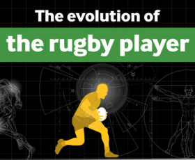 Th Evolution of the Rugby Player