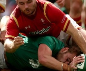 Wales Defeat Ireland in World Cup Warm Up