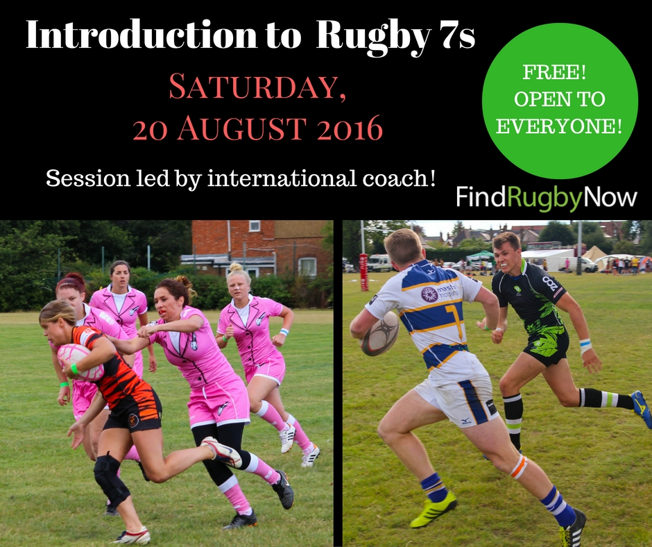 Introduction to Rugby 7s
