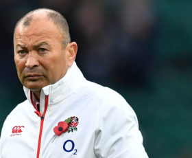 The Fall of Rome and Eddie Jones