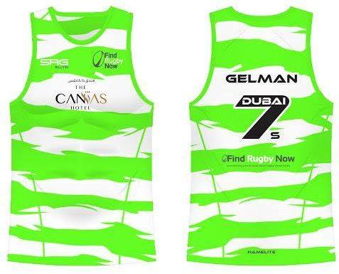 FRN Dubai 7s Team and Sponsors Announced