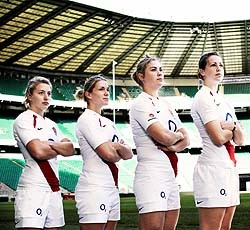 Why (More) Women Should Play Rugby