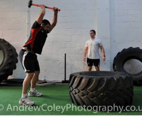 Power & Explosiveness-March Fitness