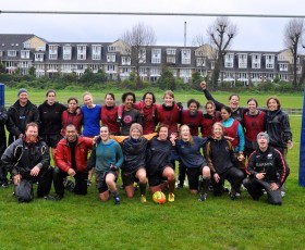 Invest in a Women's Side: Hackney's Success