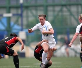 England Women's 7s Amsterdam Recap