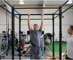 Strength Training Fitness Blog