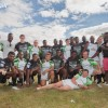FRN 7s pose with Nigeria A