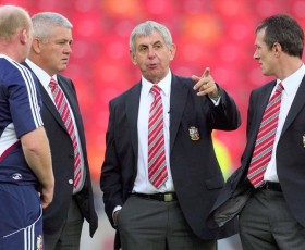 Coaching the Lions to success: Does Gatland have what it takes?