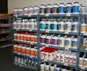 Protein Foods and Sports Supplements