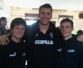 Tom Croft's Inspirational Recovery