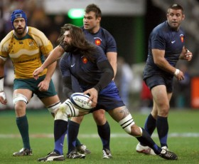 Chabal Leads Rugby Poker Trend