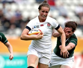 England Women Secure Place in World Cup Final 2014