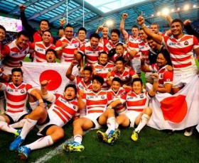 Brave Japan Create Sporting History
