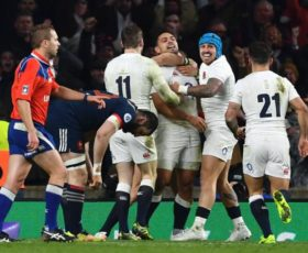Jones beats France because England couldn't!